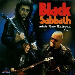 ROB HALFORD EN BLACK SABBATH
