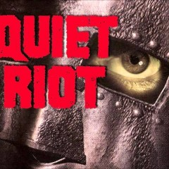 "QUIET RIOT MÁS ALLÁ DE ""CUM ON FEEL THE NOIZE"""