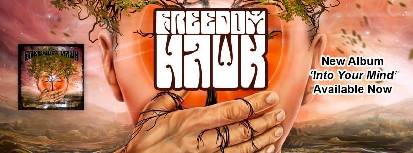 FreedomHawk New 2015 album