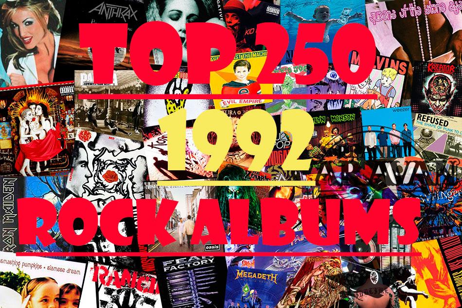TOP 250 90´s ROCK ALBUMS - 1992 - PLANET CARAVAN
