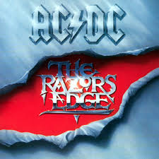 AC/DC.- The Razor's Edge