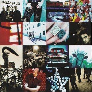 U2.-  Achtung Baby
