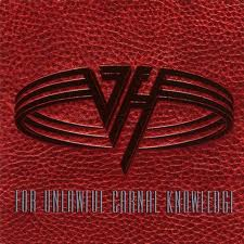 VAN HALEN .- For Unlawful Carnal Knowledge