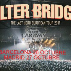 ALTER BRIDGE NOS VUELVEN A VISITAR