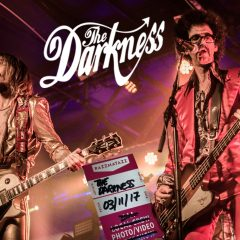 CRÓNICA THE DARKNESS BARCELONA 03/NOV/2017