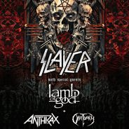 ATENCION: ENTRADAS A LA VENTA SLAYER FINAL WORLD TOUR