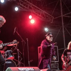 JELLO BIAFRA AND THE GUANTANAMO SCHOOL OF MEDICINE.- RESURRECTION FEST 11/06/18