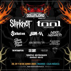 DOWNLOAD FESTIVAL MADRID NUEVAS CONFIRMACIONES