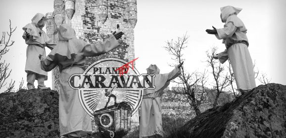 PLANTEST CARAVAN: ALTAR DEL HOLOCAUSTO