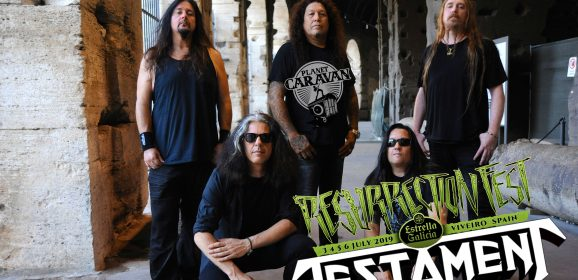 RESURRECTION FEST: LA HORA DE TESTAMENT