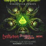 KILLFEST TOUR 2019 LLEGA A ESPAÑA