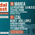 LLEGA EL CAUDAL FEST, EL ÚLTIMO GRAN FESTIVAL DEL VERANO